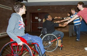 Wheelchair Dance Class @ Trinity Sports Centre