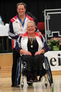 Gary & Paula Medals