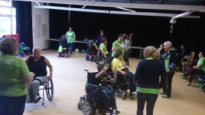 Wheelchair Dancing Workshop