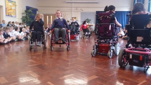 Wheelchair Dance Workshop