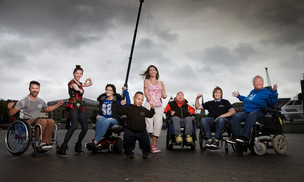 Disabled Daredevils