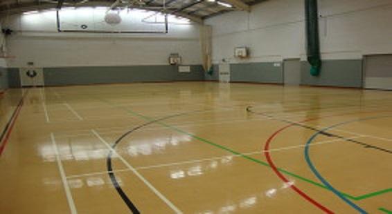 Trinity Sports Hall