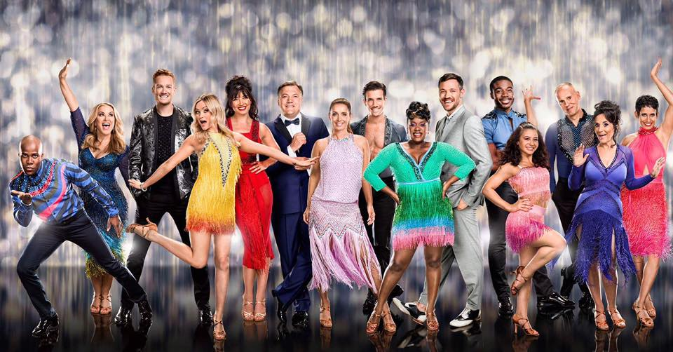 Strictly Celebs 2016
