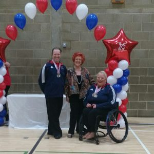 UK National Championship Gold Medals for Strictly Wheels