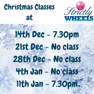 Christmas Classes 2016