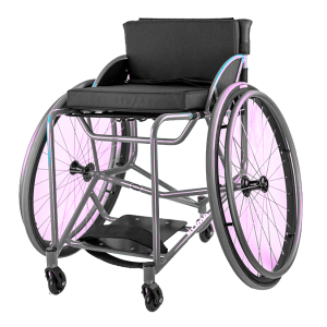 Club dance wheelchair