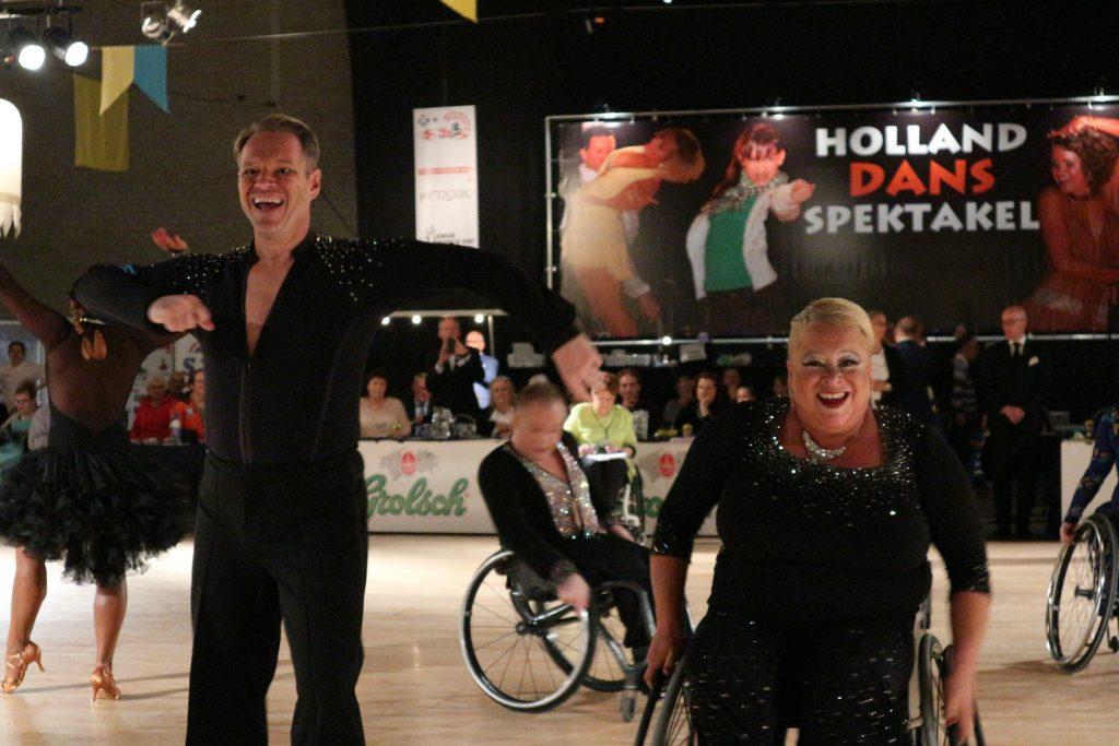 Cuijk Para Dance Sport Championship 2017