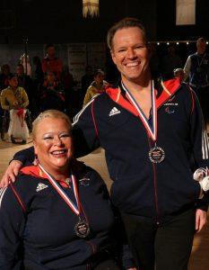 Team GB Silver Medal