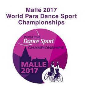 Para Dance Sport World Championship Logo