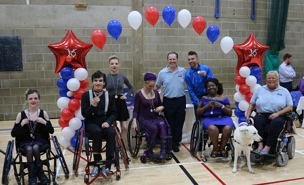 Strictly Wheels Medalists