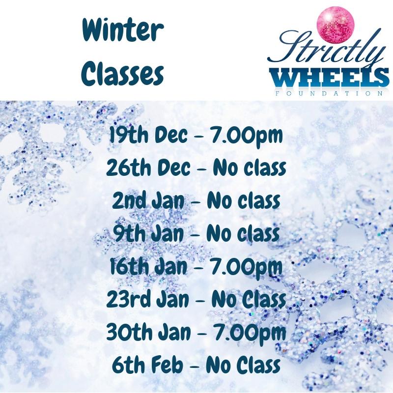 Winter Classes 2018